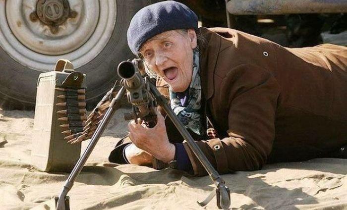 Донецк – сказание о бабушках и просто жизнь