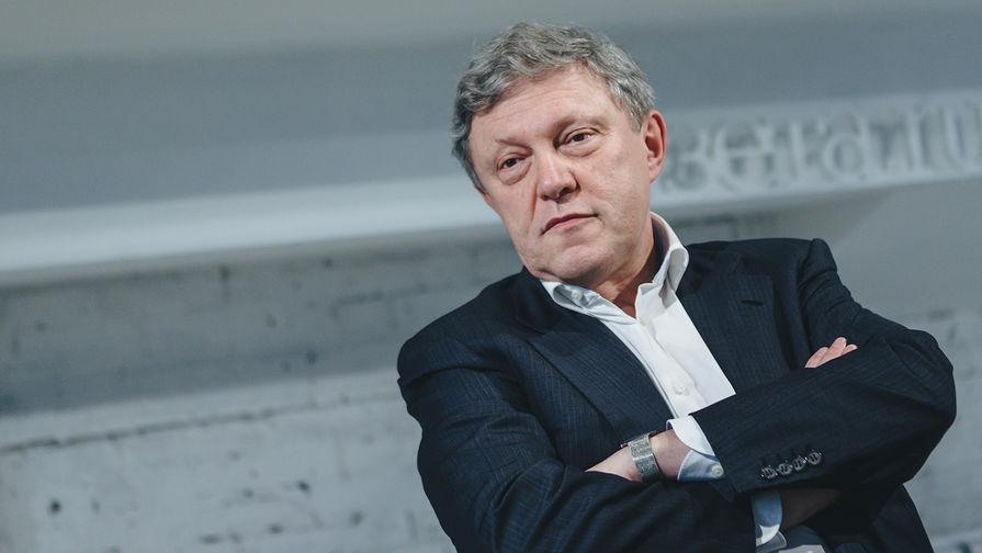 История обыкновенного безумия: Явлинский раздаёт Крым, Курилы и детей