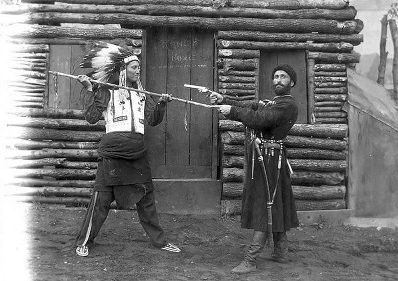 Русско-православный вестерн