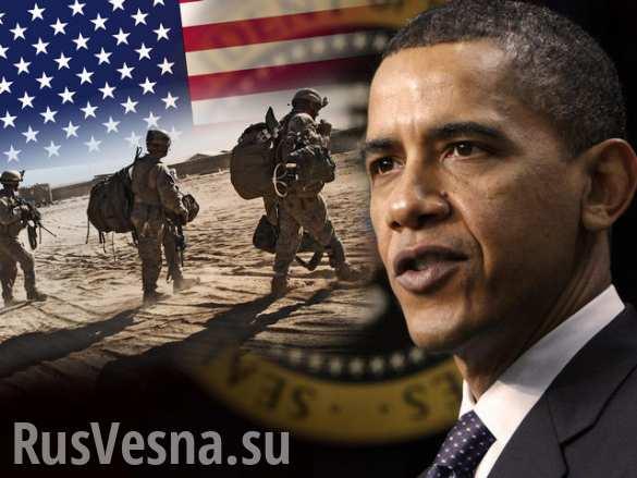 Обама взорвет Сирию? Ктопол…