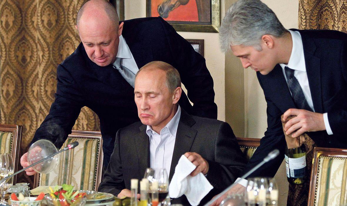 """Грядет беспредел: Путин решил """"воров в законе"""" посадить"""
