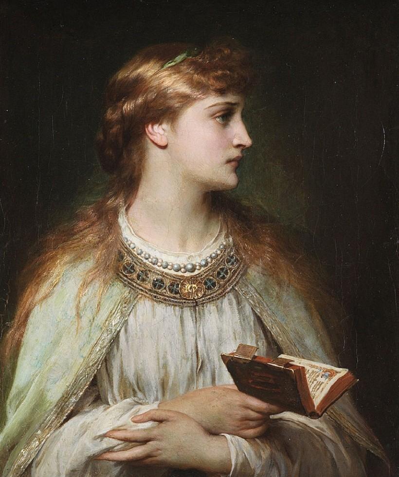 Английский художник Томас Френсис Дикси 1819—1895