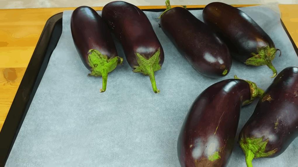 Простой способ хранить баклажаны круглый год, сохранив их вкус