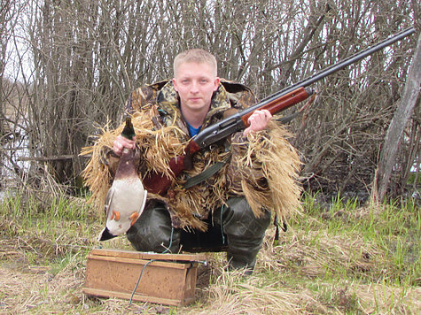 Вспоминая весеннюю охоту