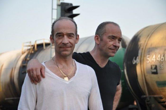 Братья-близнецы Владимир и Юрий Торсуевы   Фото: lara.gorod.tomsk.ru