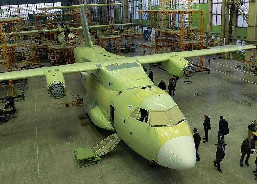 Ставка на Ил-112В