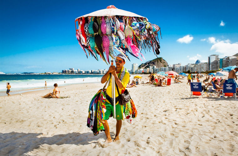 Как обманывают туристов на пляжах мира