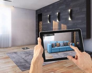 Виртуальная мебель