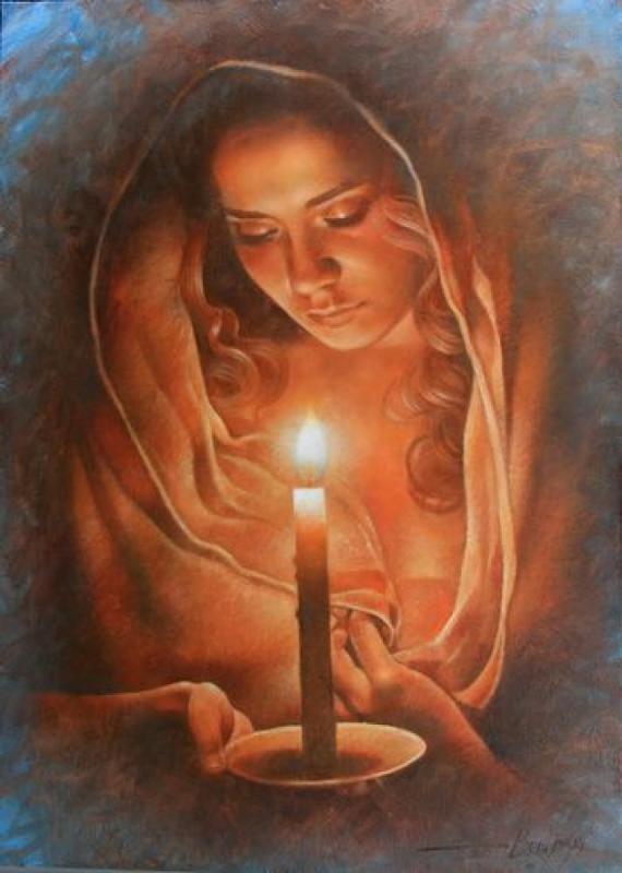 Молитва от отчаяния и депрессии.
