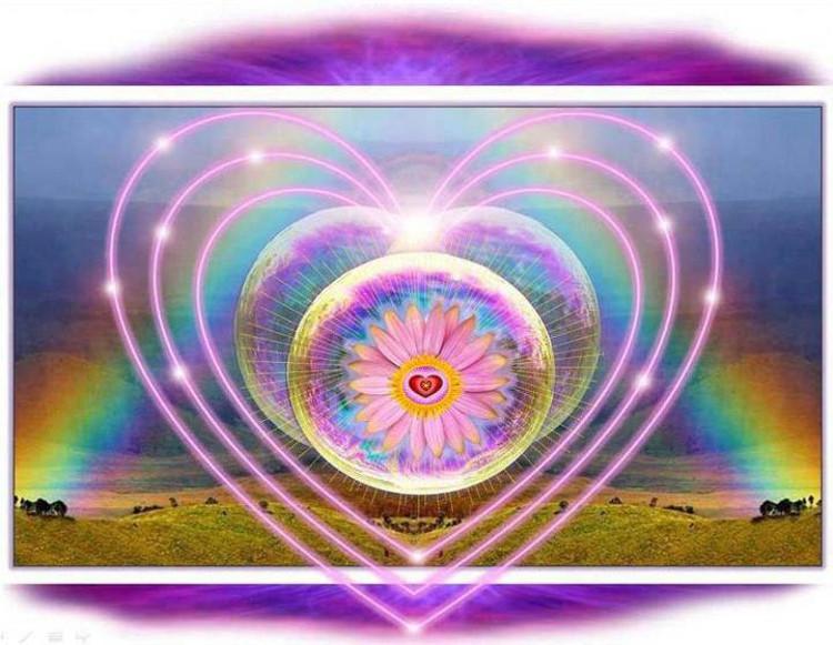 Послание Архангела Гавриила «Будьте в Любви и радости»