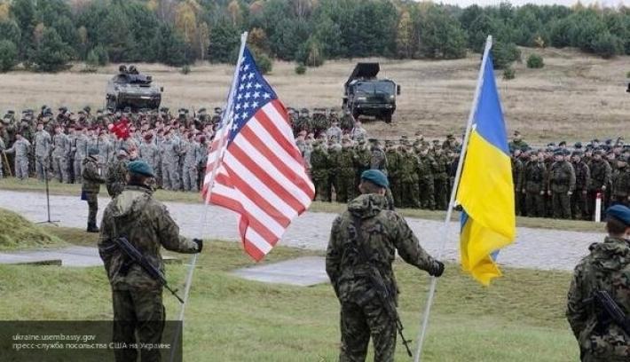 Военные США и Украины завершили совместные учения «Морской бриз — 2017»