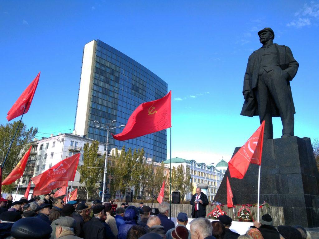 """Зачем Донбассу использовать в своей политике украинские методы?"""""""