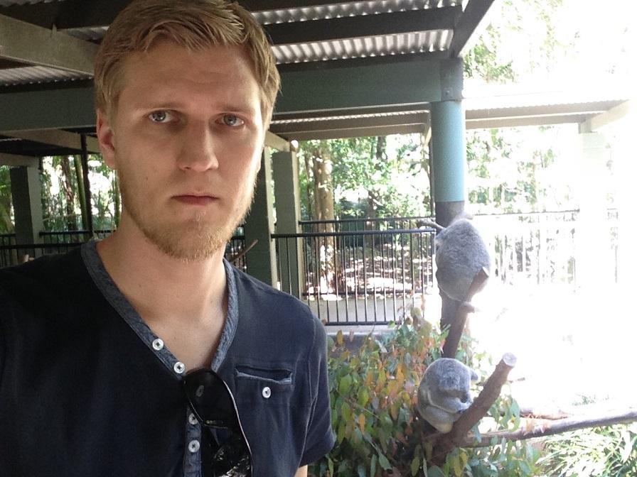 Парень объехал Австралию и разочаровался в коалах
