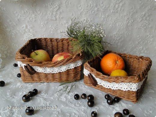 Очень красивые плетенки из газет от Марии Калининград (14) (520x390, 172Kb)
