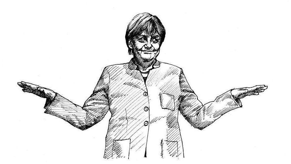 Меркель: Немцы сами отказали…