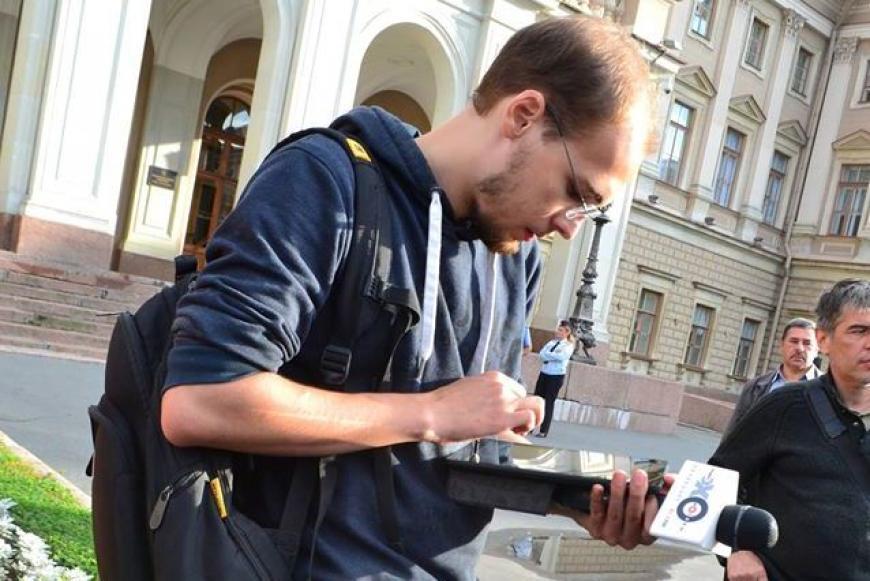Журналист «Эха Москвы» открыто призвал к организации «майдана» в России