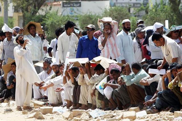 Мигранты давят на экономику стран Персидского залива