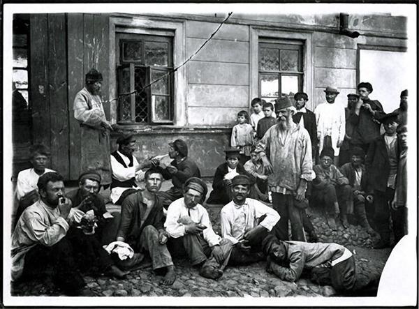 Российская Империя накануне Февральской революции