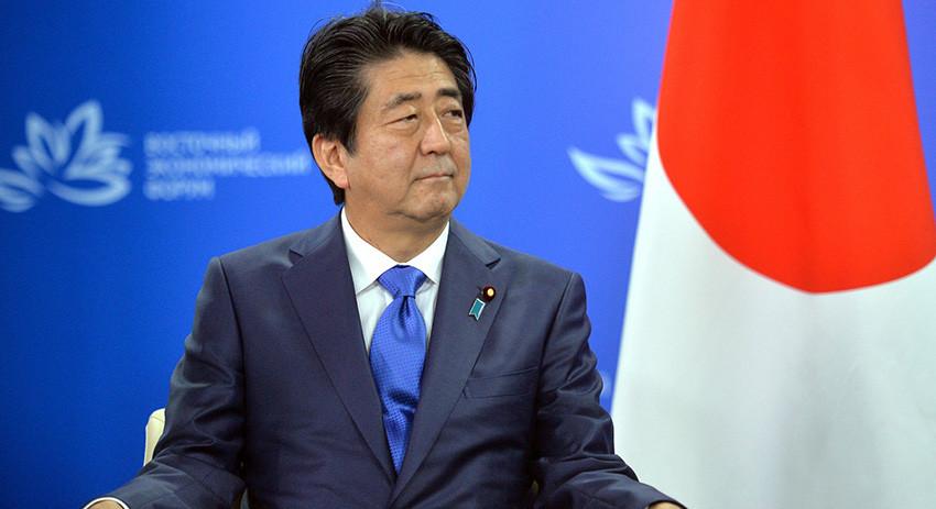Абэ готов на мирный договор …