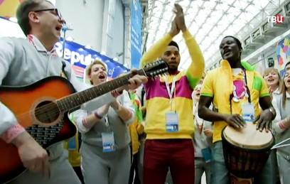 Путин примет участие в закрытии фестиваля молодежи в Сочи