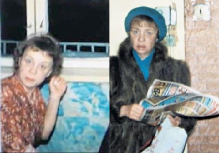 Ольга и Татьяна в последние годы жизни   Фото: radikal.ru и chtoby-pomnili.com