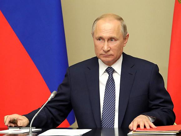 Путин назвал преждевременными разговоры о его статусе после 2024 года