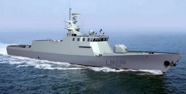 Малайзия заказала китайские патрульные корабли