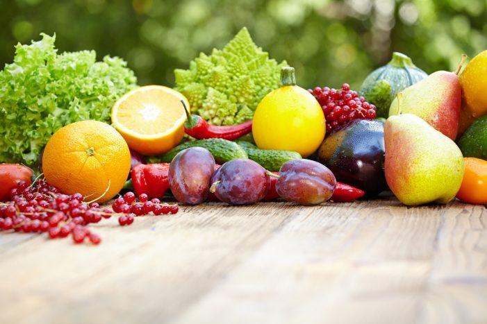Свежие овощи и фрукты: залог хорошего самочувствия и здоровья