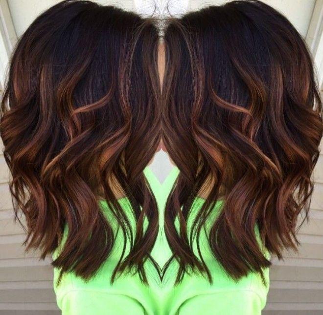 Трендовые цвета волос этого года
