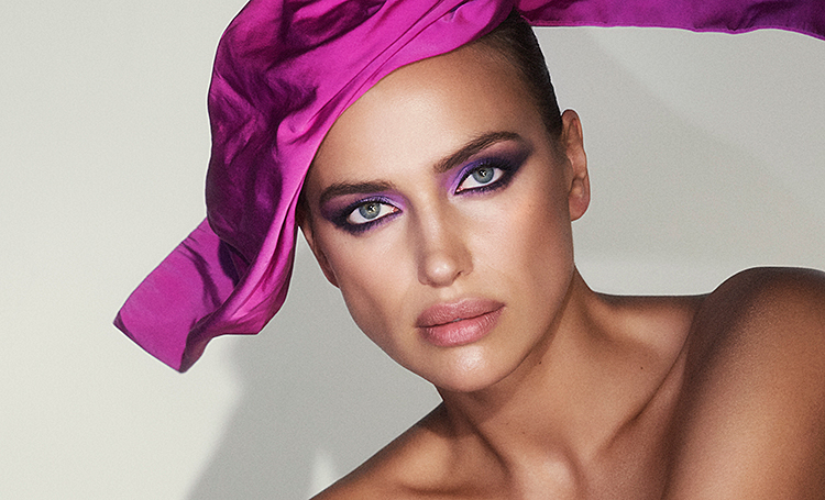 Ирина Шейк стала лицом Marc Jacobs Beauty: первый кадр и дата приезда в Россию
