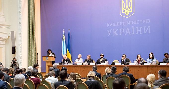 Съезд пораженцев: В Киеве прошел форум «по деоккупации Крыма»