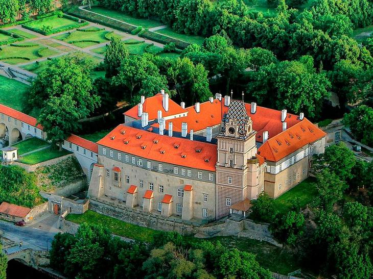 Брандис-над-Лабем, Чехия