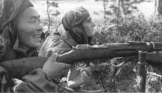 Как сибирский шаман Семен Номоконов уничтожил 350 фрицев