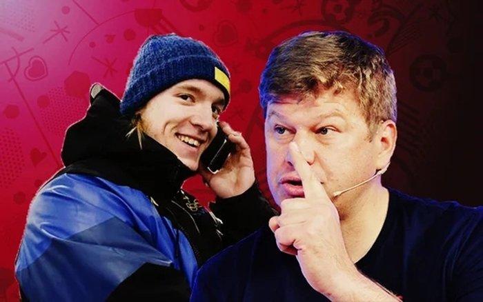 Комментатор Губерниев красиво подколол шведского спортсмена, который высказывался против России