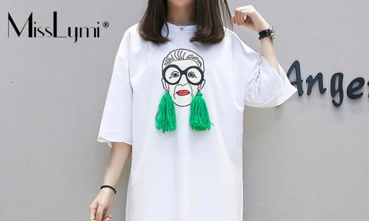 Платье с Айрис Апфель