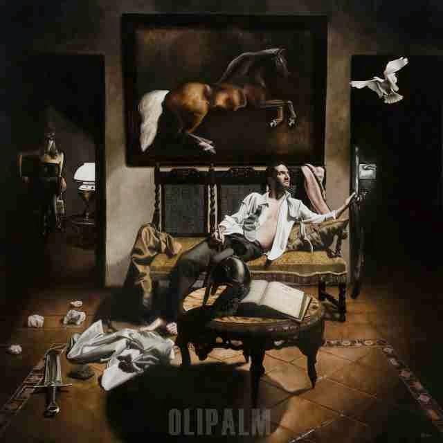 Olipalm. Аргентинский художник.