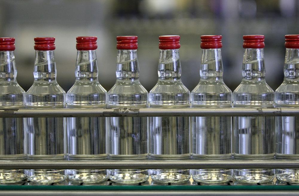 Розничная продажа этилового спирта прекращена