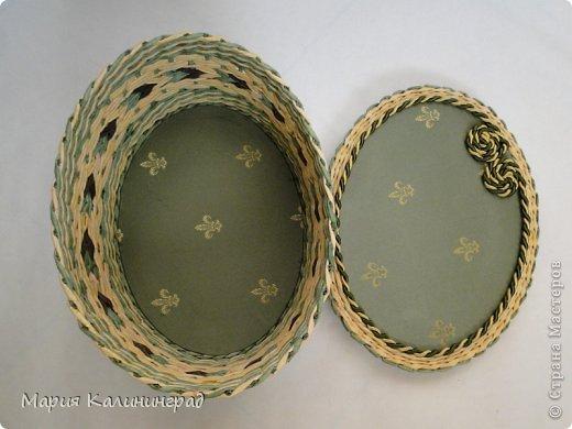 Очень красивые плетенки из газет от Марии Калининград (20) (520x390, 136Kb)