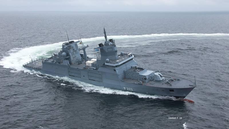 Немецкий эсминец. Страх пустоты