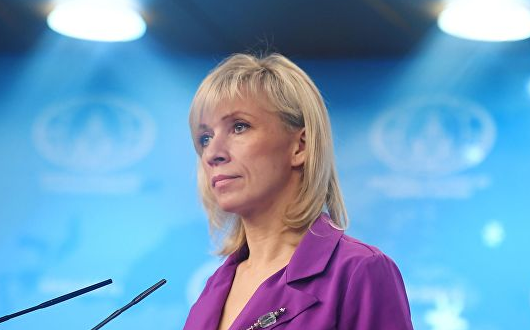 Захарова назвала призыв США к военным в Венесуэле шантажом