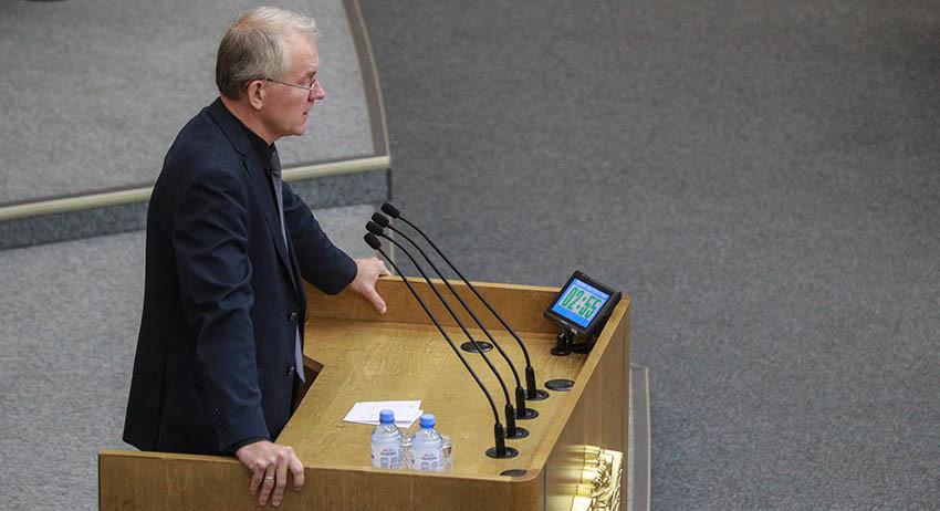 Депутат Шеин призвал «отключ…