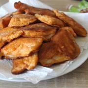 Пошаговое фото рецепта: Рыба в томатном кляре