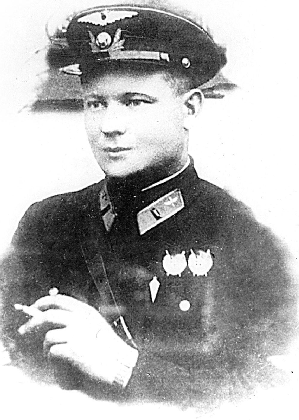 Герой Иван ФЕДОРОВ: «Иду на вы!..»