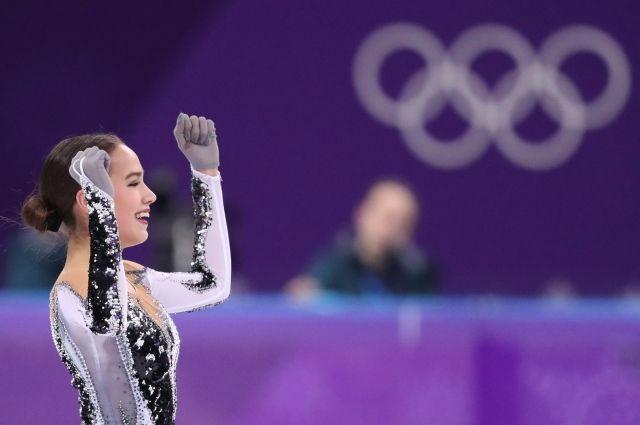 Загитова ответила американке Вагнер на ее критику