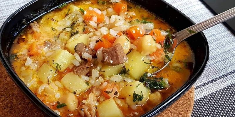 таджикский суп