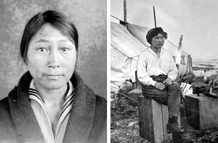 Ада Блэкджек: История женщины, в одиночку выжившей в Арктике