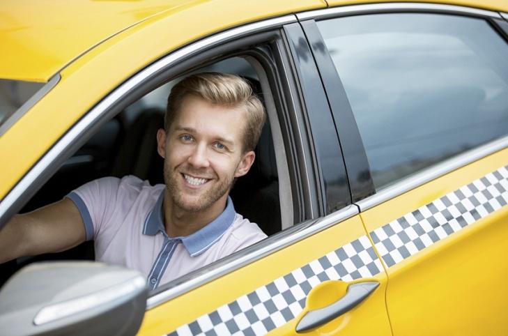 Странный таксист