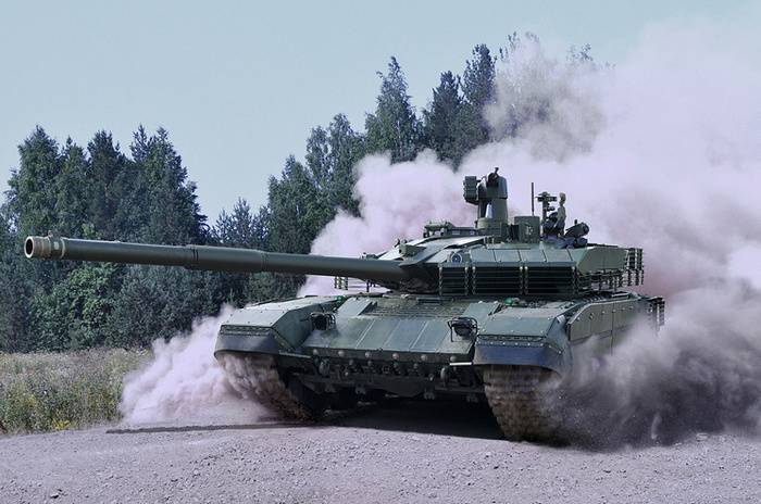 """Очередной """"Прорыв"""": армия России получит на вооружение новый танк"""