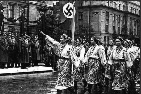 И снова о«хероической борьбе ОУН против нацистских оккупантов»