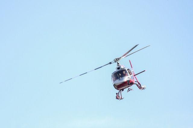 В Балтийском море обнаружили разбившийся 12 апреля вертолет Ка-29